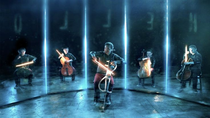 A Gorgeous Cello Version of 'Hello' by Adele Combined With Mozart's Requiem 'Lacrimosa'