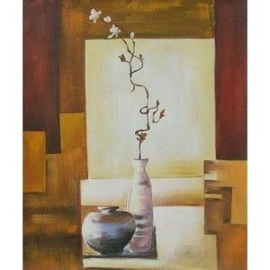Obraz - Japonská květina
