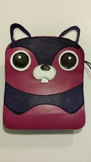 Backpack for girl next door made by STOFFELDESIGN