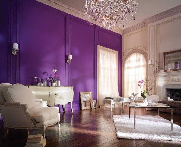 Abbinamenti colori fra pareti e mobili (Foto)   Tempo libero pourfemme