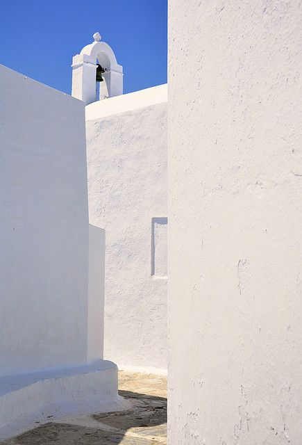This is my Greece | In the Chora of Amorgos island