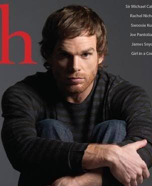 "michael c hall.  the ""h"" is for hot: This Man, Dexter Morgan, Michaelchalla Dextermorgan, Crushes, Celeb, Boys, Serial Killers, Favorit Actor, Michael C Hall"