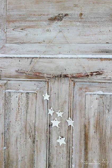Rustikk veggdekor // Rustic Wall hanging | wonderwood