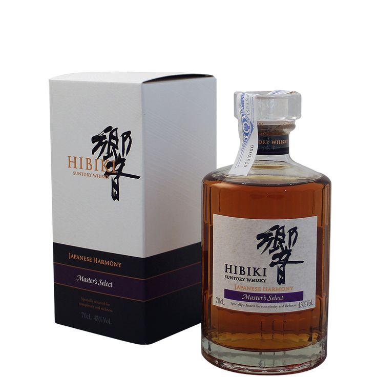 Whisky Hibiki Master's Select 70 Cl 43% Vol. | Упаковка