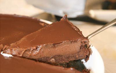 Δοκιμάστε μία σοκολατόπιτα διαφορετική από τις άλλες | Γόβα Στιλέτο