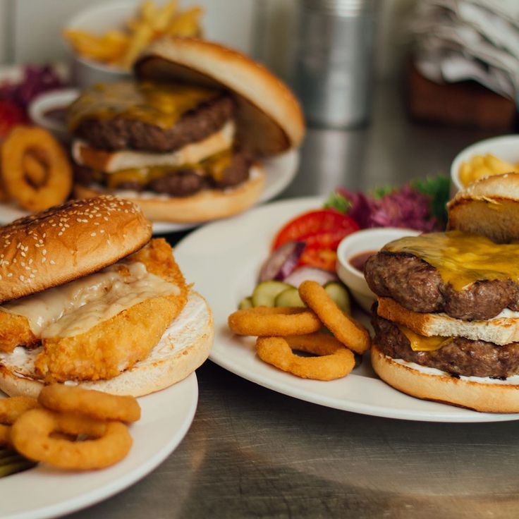 Fresh Burgers every day