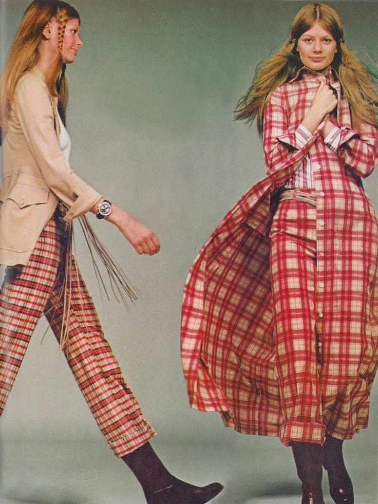 Photo By Arthur Elgort Vogue 1974 The Camel Coat 70s