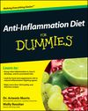 Anti-Inflammation Diet For Dummies Cheat Sheet  miso soup, a tempeh club avocado sandwich on gluten-free bread, Tuscan brown rice salad, vegetarian chicken fried steak made with seitan, egg white frittatas, and vegetarian egg rolls. gluten-free chocolate chip cookies, fudge brownies, and marble cake.  chocolate power smoothies made with almond milk, and Keller's Mighty Bars,