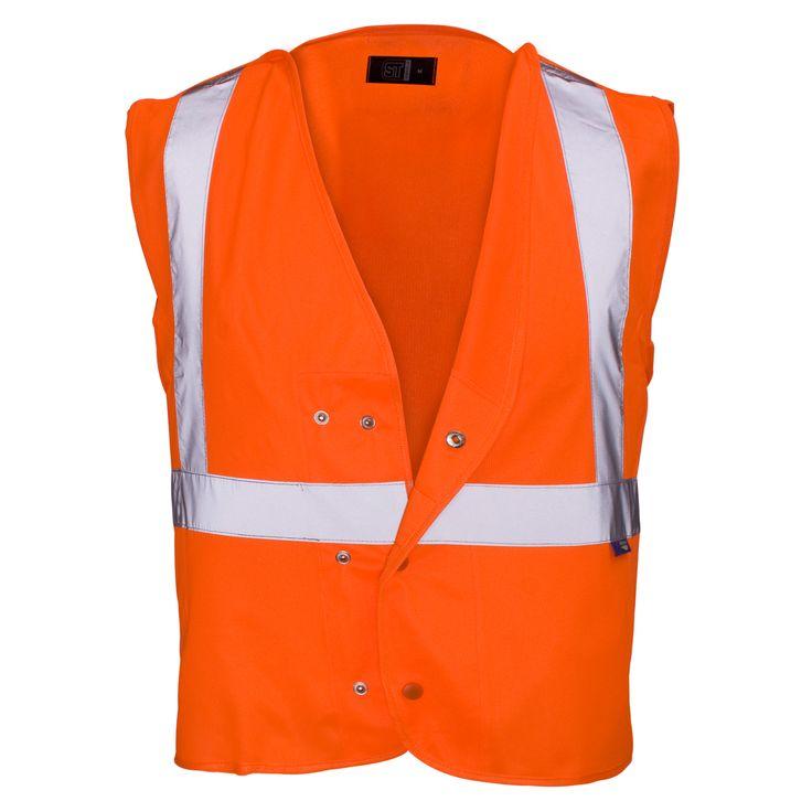 ST Hi Vis Underground Tracker Vest | Supertouch Website