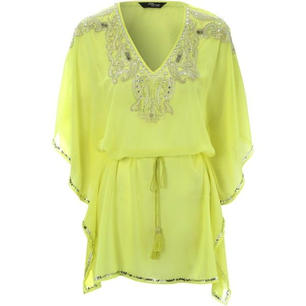 yellow dress jane norman top