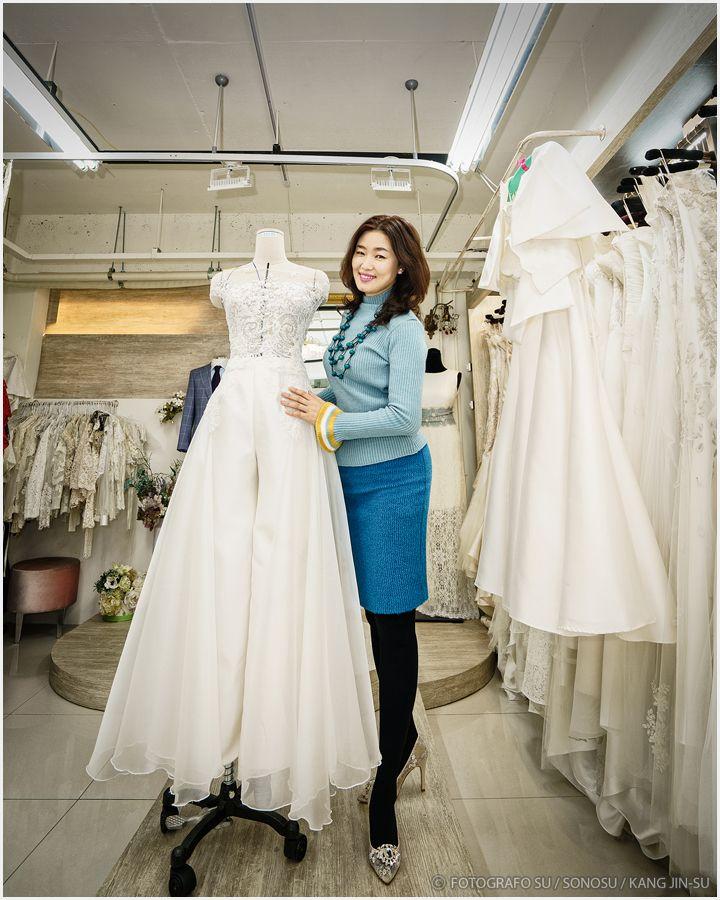 디자이너 김해연대표, 국내 최초 웨딩팬츠개발 디자인등록 마쳐