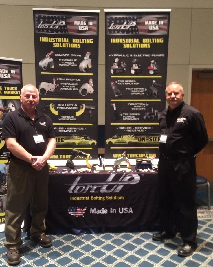 TorcUP at Midstream Conference today.  #pipeline #construction #marcellus #shale #oilandgas #TorcUP #madeinusa
