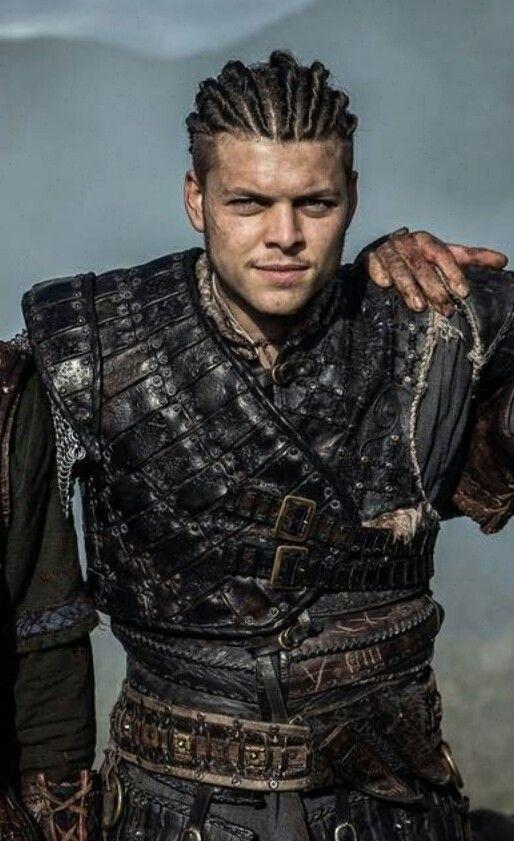 Ivar the Boneless, son of King Ragnar Lothbrok    Alex Høeg Anderson   Vikings - Season 4B