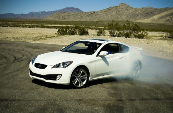Hyundai Genesis Coupe  #car #sportcar #top10