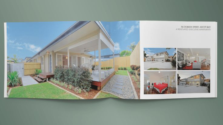 Brochure design for Your Style Homes