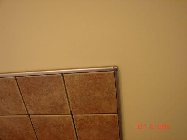 Bath Tile Edging