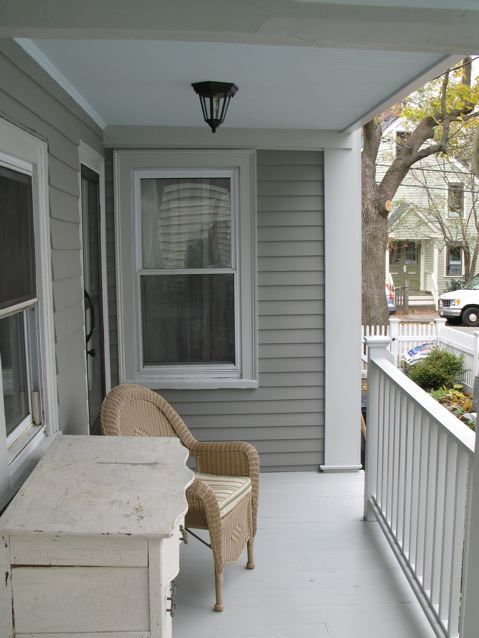 Greek Revival Exterior Renovation - Before and After