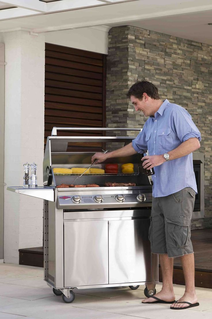BeefEater Signature Plus Gas BBQ
