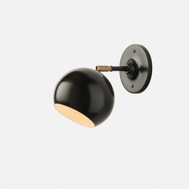 Schoolhouse Electric Isaac Sconce   Remodelista