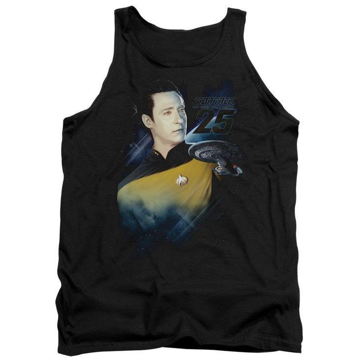 Star Trek Data 25th Anniversary