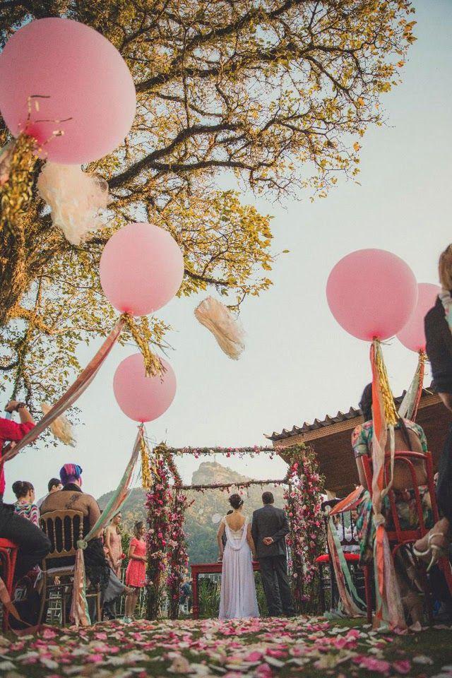 Trendy Wedding, blog idées et inspirations mariage ♥ French Wedding Blog: Mariage bohème sur les hauteurs de Rio de Jaineiro {Fernanda & Gustavo}