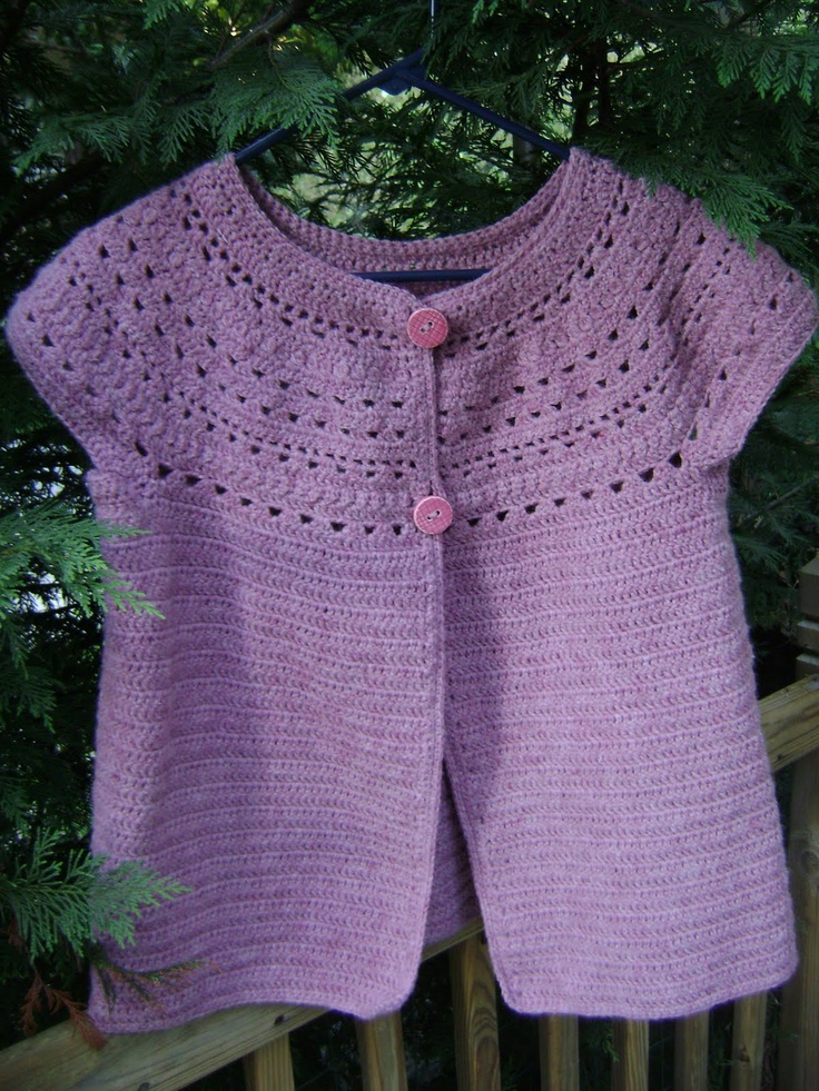modified from a free pattern on Ravelry--this looks so much better!