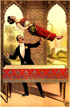Biographies of Famous Magicians - Names Beginning With E ...