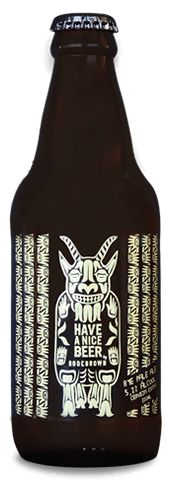 Cerveja Bodebrown Rye Pale Ale, estilo American Wheat/Rye, produzida por Cervejaria Bodebrown, Brasil. 5.2% ABV de álcool.