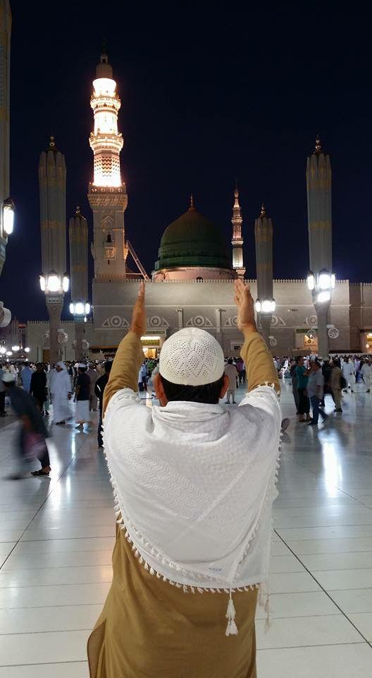 ♥♥♥ masjid nabwi.