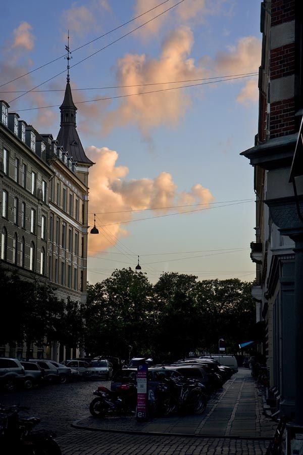 Willemoesgade, Østerbro, Copenhagen Denmark