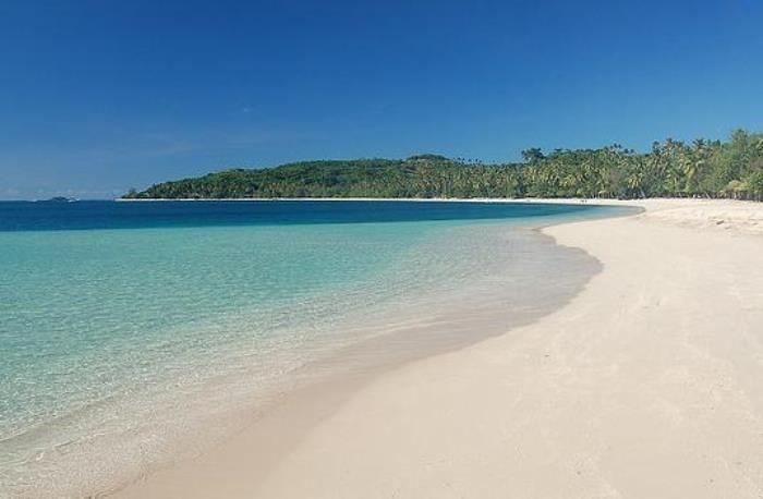 Visiting a small part of Fiji – Homestead Beach