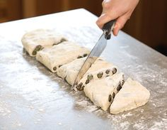 Secrets to Making Scones: This is great! I make scones all the time and this will be super helpful.
