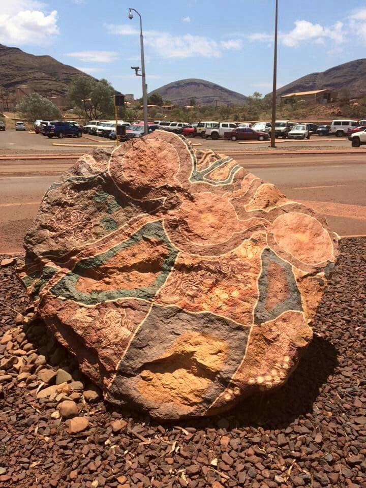 Tom Price mine Pilbara Western Australia
