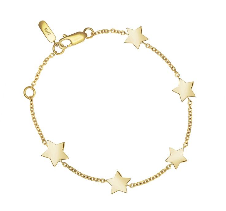 SOPHIE by SOPHIE Multi star armband  www.stockholmmarket.com