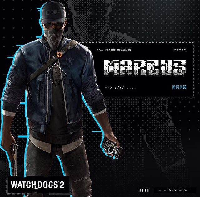 how to draw watch dogs 2