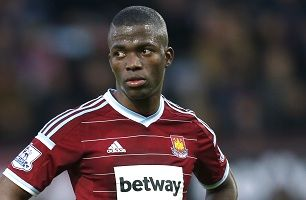 Enner Valencia has suffered a bad cut to this toe that has required surgery.
