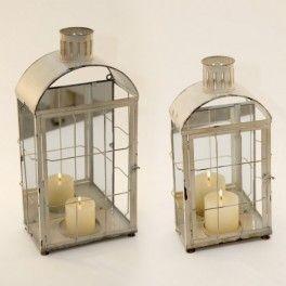 Faroles Antiguos con espejos