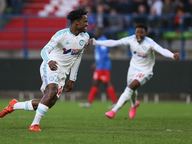 Marseille confirm sought-after striker Michy Batshuayi on his way #TransferTalk #Marseille #Football