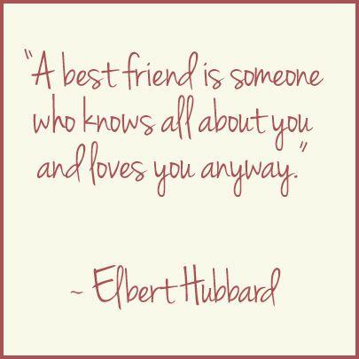 Words of Wisdom | A bestfriend lifequote