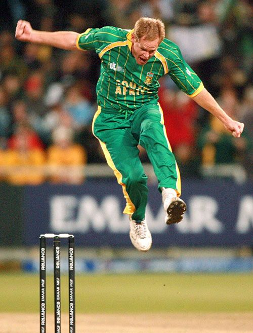 Shaun Pollock......South African cricketer ....