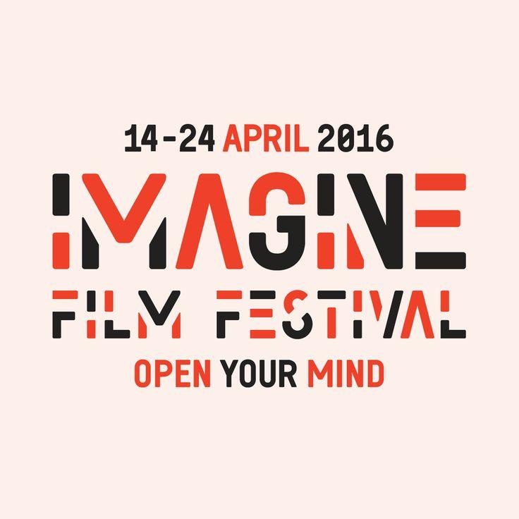 """다음 @Behance 프로젝트 확인: """"Imagine Film Festival 2016"""" https://www.behance.net/gallery/40219843/Imagine-Film-Festival-2016"""