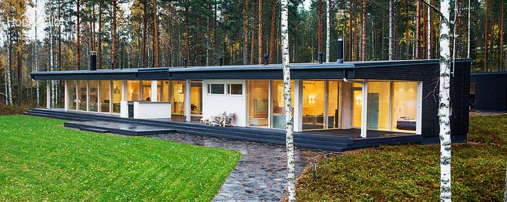 Modernit talot ja huvilat -Kuvat, sivu 4- Honkatalot.fi