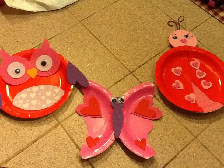 Made These Yesterday Valentines Day Decorations