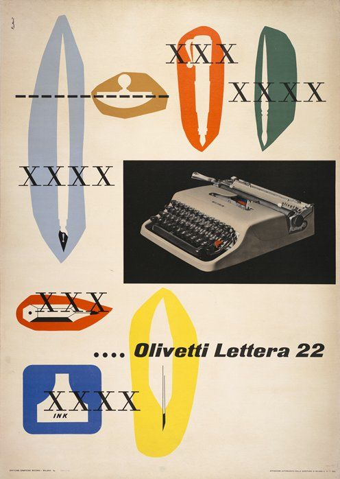 Miss Tracey Nolan: Current Obsession: 1950's Italian Graphic Design