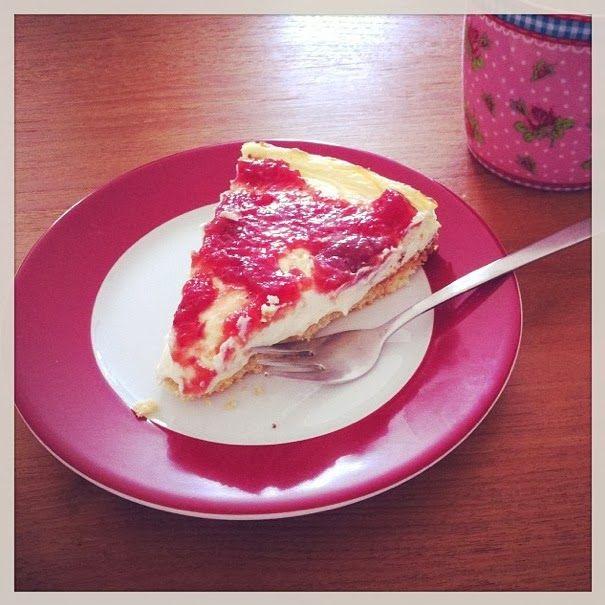 Sew Natural Blog: Cheesecake zonder Suiker