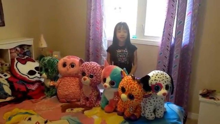 My Extra Large Beanie Boos! - part 7 - YouTube