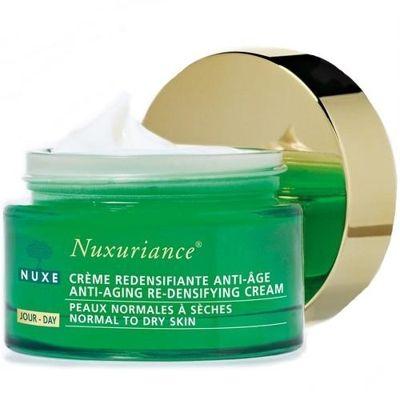 Nuxe Creme Nuxuriance Jour Peaux Normales PN 50 ml. Yaşlanma Karşıtı Gündüz Kremi