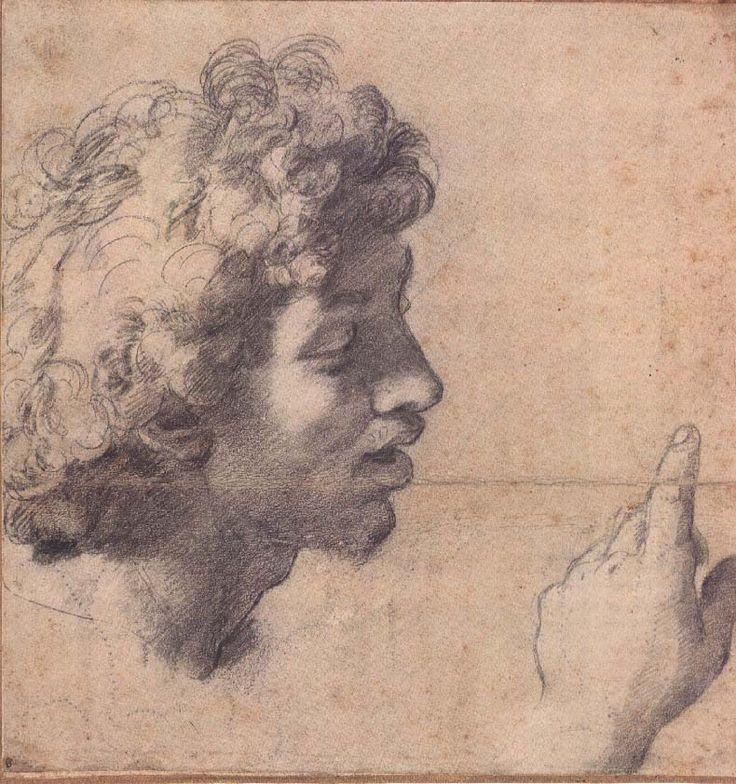 raphael master drawing...