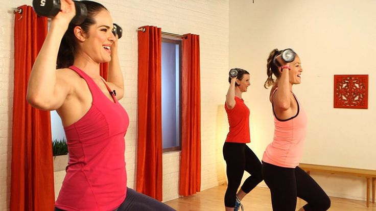 Sculpt Summer-Ready Arms With This 10-Minute Workout: A sexy back will help you rock your tank top with confidence this Summer.