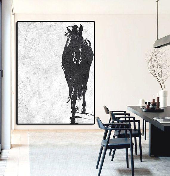 Extra Large Acrylic Painting On Canvas von CelineZiangArt auf Etsy